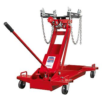 Sealey 1000E Transmission Jack 1Tonne Floor