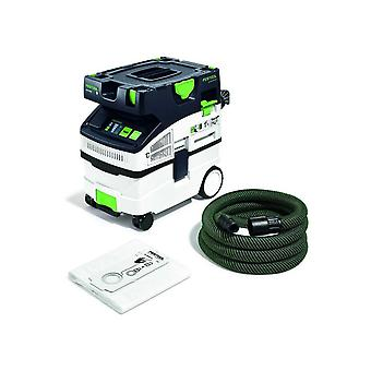 Festool Clasa M Mobile Dust Extractor CTM MIDI I GB 240V CLEANTEC