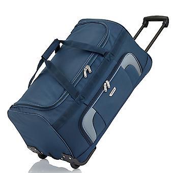 Travelite Orlando Trolley Travel Bag L, 2 rollos, 70 cm, 73 L, azul