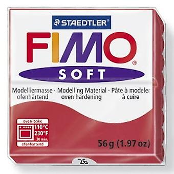 Fimo Soft 57g - Cherry Red 8020-26