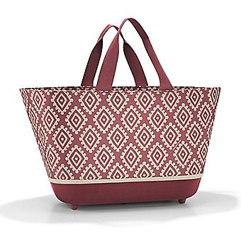 Reisenthel shoppingbasket Beach bag 48 cm 22 liters Red (Diamonds Rouge)
