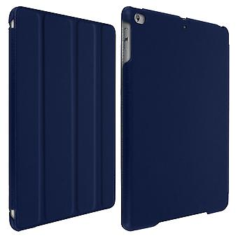 Protective case iPad Case Air 2 / Pro 9.7 Video Support + Keyboard Night Blue