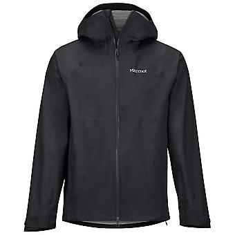Marmot Black Mens PreCip Stretch Jacket