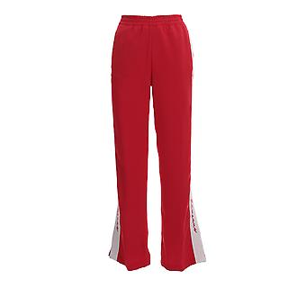 Ermanno Scervino Pl19gis365 Women's Red Polyester Pants