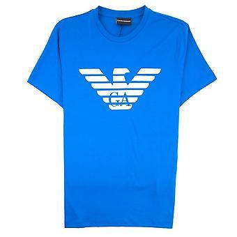 Emporio Armani Armani Jeans Eagle Logo T-shirt Bluette 0944