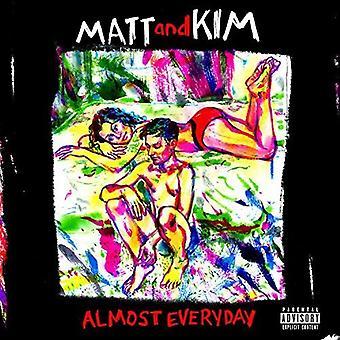 Matt & Kim - Almost Everyday [CD] USA import