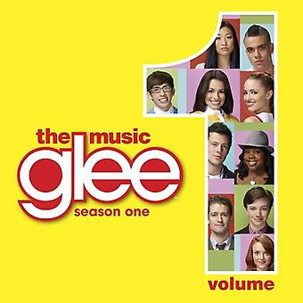 Glee Cast - Glee Cast: Vol. 1-Glee: The Music [CD] USA import