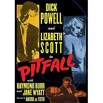 Pitfall [DVD] USA import