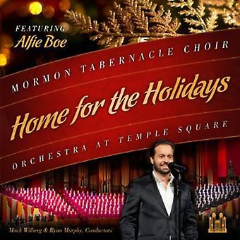 Mormon Tabernacle Choir - Home for the Holidays [CD] USA import