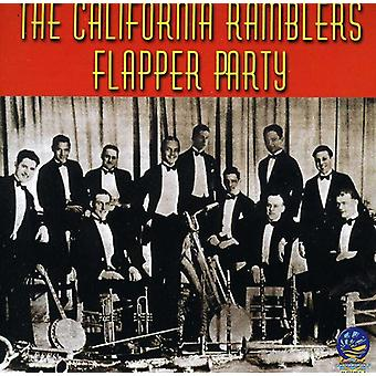 California Ramblers - 1920's Flapper Party [CD] USA import