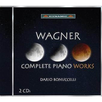 R. Wagner - Wagner: Complete Piano Works [CD] USA import