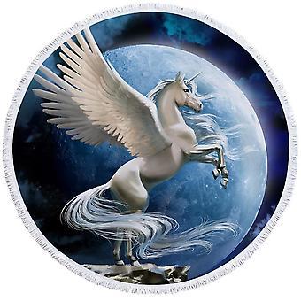 Moon Unicorn ranta pyyhe
