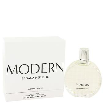 Banana Republic Modern by Banana Republic Eau De Parfum Spray 3.4 oz / 100 ml (Women)