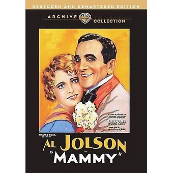 Mammy (restaureret & Remastered) [DVD] USA importerer