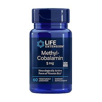 Méthylcobalamine 5 mg 60 capsules végétales