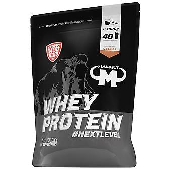 Mammut Whey protein biscuits 1000 g