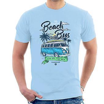 Volkswagen Life By The Sea Men's T-Shirt