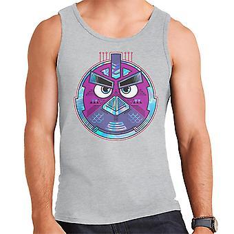 Angry Birds Mech Bird Round Men's Vest