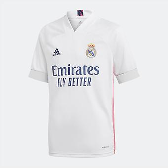 adidas Real Madrid Home Forması 20/21 Erkek