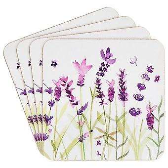 Lavender Coasters (Pack of 4)
