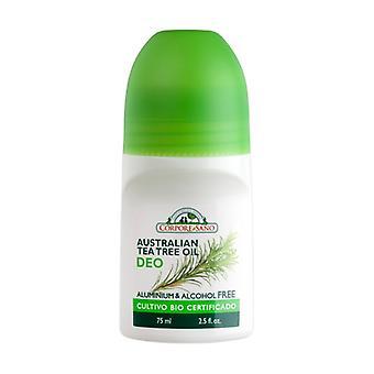 Tea Tree Roll-On Deodorant 75 ml