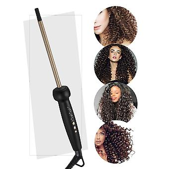 Super Slim MCH Tight Curls Wand Ringlet Afro Hair Curler Curling Iron