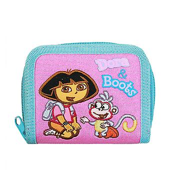 Zip Wallet - Dora the Explorer - Dora & Boots New 19211