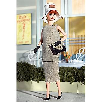 I Love Lucy Barbie Doll Luucy Gets A Paris Gown Pink Label