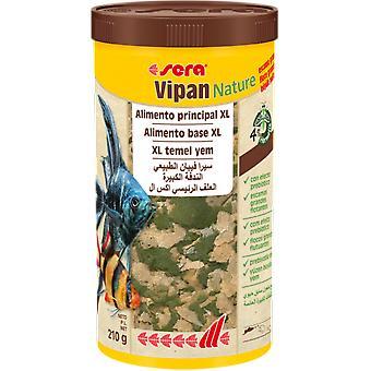 Sera Vipan Nature Escama grande (Fish , Food , Cold Water , Warm Water)