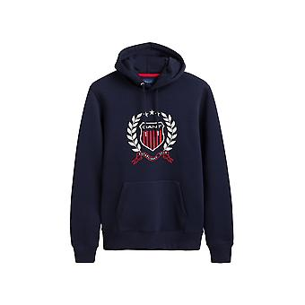Gant Men's Hoodie Regular Fit