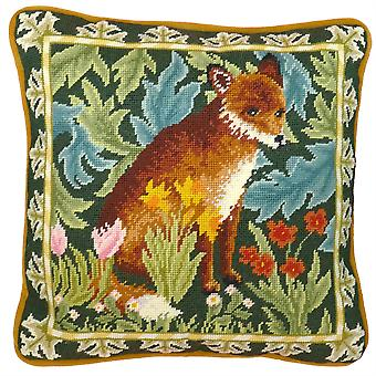 Bothy Threads Tapestry Kit - Woodland Fox Tapestry