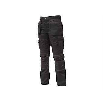 Apache Black Holster Trousers Waist 30in Leg 29in APAHTB2930