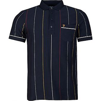 Farah Barras Camisa polo listrada