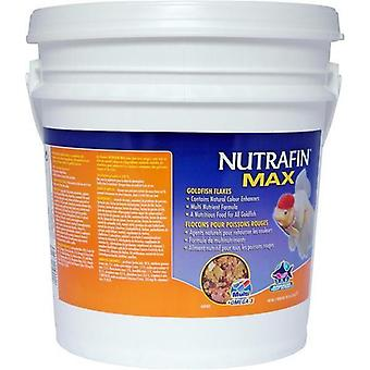 Nutrafin Max poissons rouges Flakes 2 kg seau