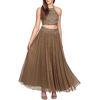 Free People | Dew Drop Embellished Two-Piece Dress
