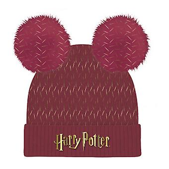 Harry Potter Pom Pom Beanie
