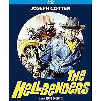 Hellbenders (1967) [Blu-ray] Importación de EE.UU.