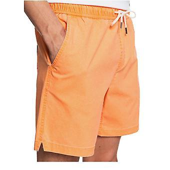 Quiksilver Taxer 17' Shorts - Nectarine