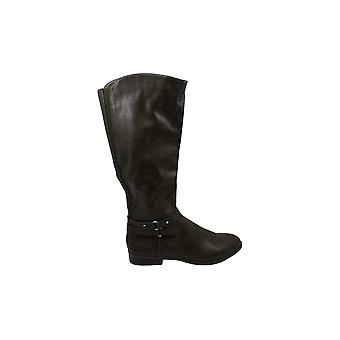 Style & Co. Womens Kindell Round Toe Knee High Riding Boots