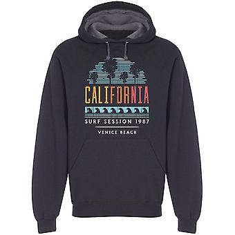 Surf Session Hoodie Men's -Image by Shutterstock