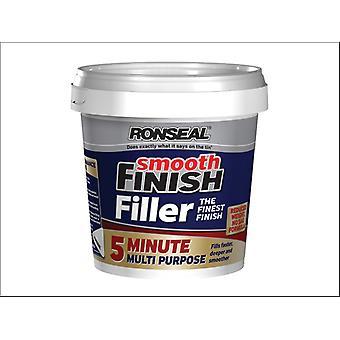 Ronseal Smooth Finish 5min Filler 600ml