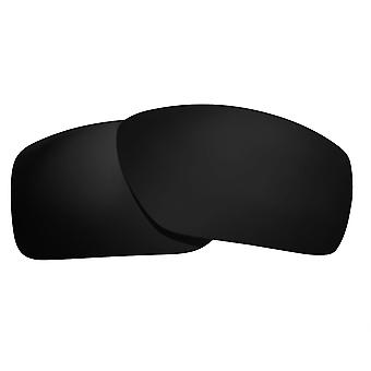 Polarized Replacement Lenses for Oakley Big Taco Sunglasses Anti-Scratch Black