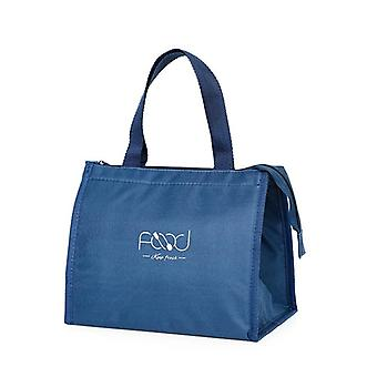 Lunch Bag Cooler Tragbare Hand Zip Food Bags