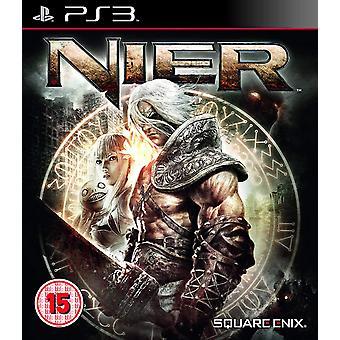 Nier PS3-spel