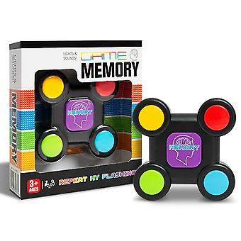 Memory Game Light & Sound Sequence Remember Challenge Repeat My Flashing Maze Me