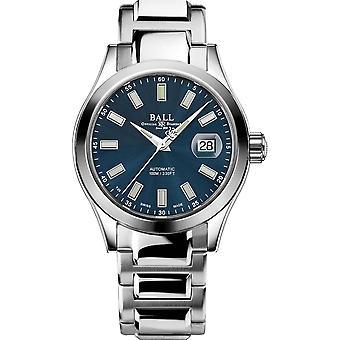 כדור NM2026C-S23J-BE מהנדס III נפלא שעון יד כחול