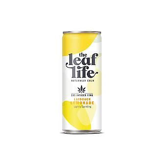 Leaf Life Laidback Limonade Doordrenkte Drank 250ml x12