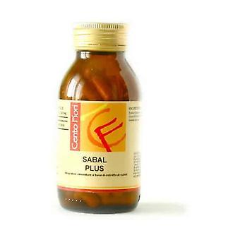 Sabal Plus 100 grönsakskapslar på 350mg