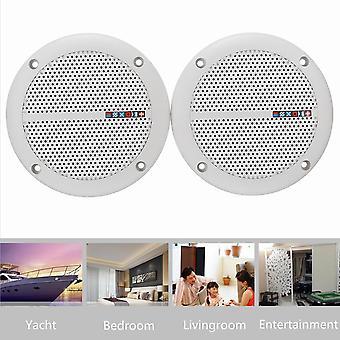 Ceiling Wall Speakers, Waterproof Loudspeaker, Marine Boat Water Resistant