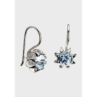 Kalevala Earrings Women's Dream Silver Topaz 2667670TOK